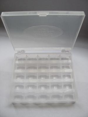 Nähmaschinen-Spulenbox (leer)