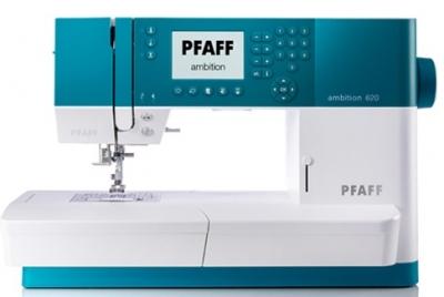 PFAFF - ambition 620 inkl. gratis PFAFF-Box