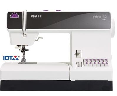 PFAFF - Select 4.2 mit IDT System