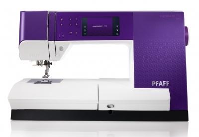 PFAFF - expression 710 inkl. gratis PFAFF-Box