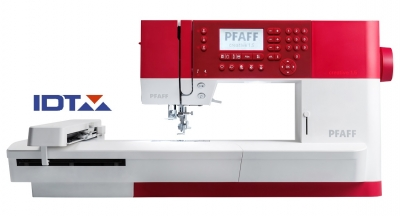 PFAFF - creative 1.5 mit Stickeinheit & Embroidery Intro PC Software inklusive + IDT System