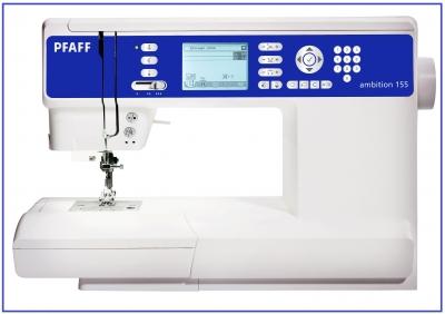 PFAFF  ambition 155 -  limited edition  mit IDT - System