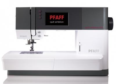 PFAFF - quilt ambition 630 inkl. gratis PFAFF-Box