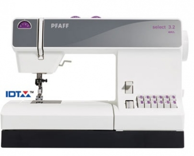 PFAFF - Select 3.2 - IDT System