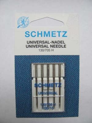 Nähmaschinennadeln Schmetz 705 H Stärke 100 Universal